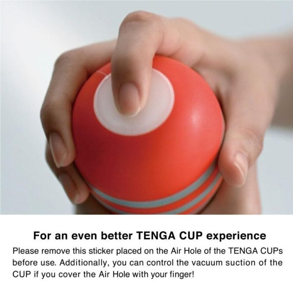 Tenga Premium Vacuum CUP Male Masturbator
