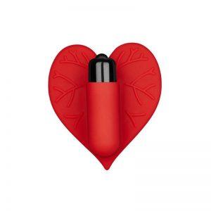 Heartley Stuck On Love Clitoral Heart Knicker Vibrator