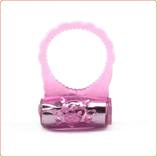 Butterfly Vibrating Cock Ring